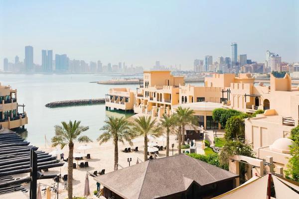 Facade - Novotel Al Dana Resort 4* Bahrein Bahrein