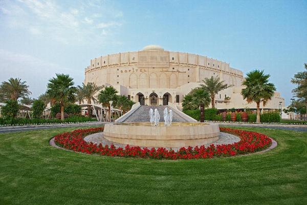 Facade - Sofitel Bahrain Thalassa Spa 5* Bahrein Bahrein