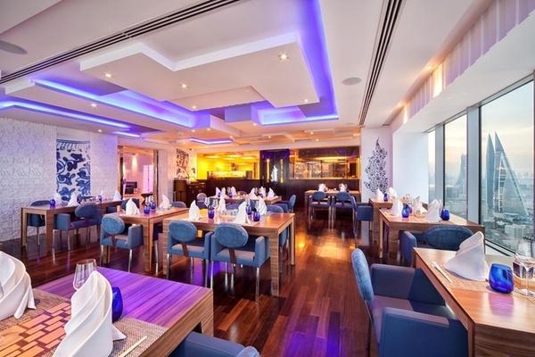 Facade - The Domain Hotel & Spa 5* Bahrein Bahrein