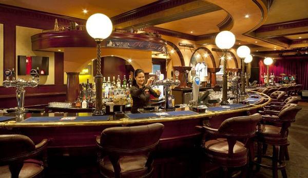 Bar - The Gulf Hotel Bahrain 5* Bahrein Bahrein