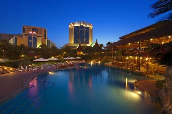 Facade - The Gulf Hotel Bahrain 5* Bahrein Bahrein