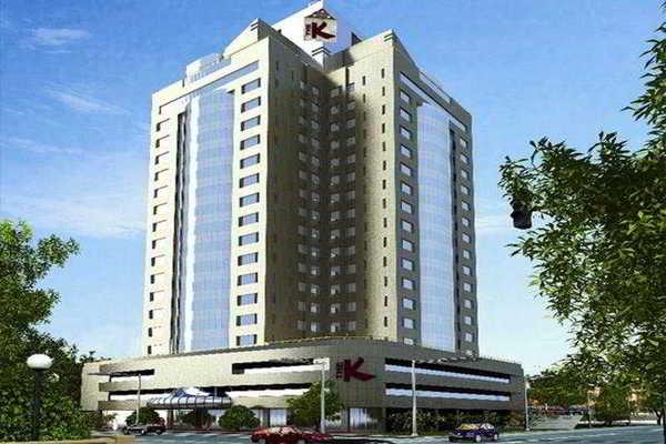 Facade - The K Hotel 4* Bahrein Bahrein