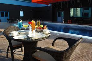 Bahrein-Manama, Hôtel Best Western Plus The Olive