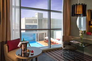 Bahrein-Manama, Hôtel Downtown Rotana