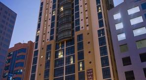 Bahrein-Manama, Hôtel Elite Tower