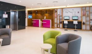 Bahrein-Manama, Hôtel Ibis Styles Diplomatic Area