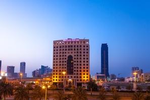 Bahrein-Manama, Hôtel Mercure Grand Hotel Seef