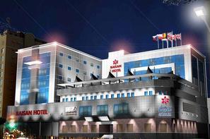 Bahrein-Manama, Hôtel Ramee Baisan Hotel