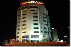 Bahrein-Manama, Hôtel Ramee California Hotel