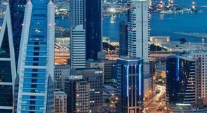 Bahrein-Manama, Hôtel The Domain Hotel & Spa