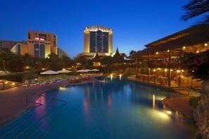 Bahrein-Manama, Hôtel The Gulf Hotel Bahrain