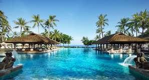 Bali-Denpasar, Hôtel Intercontinental Resort Bali