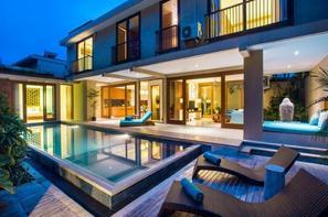 Bali-Denpasar, Hôtel Maca Villas And Spa Umalas