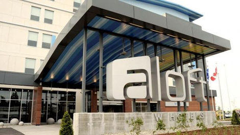 Autres - Aloft Montreal Airport Hotel 4*