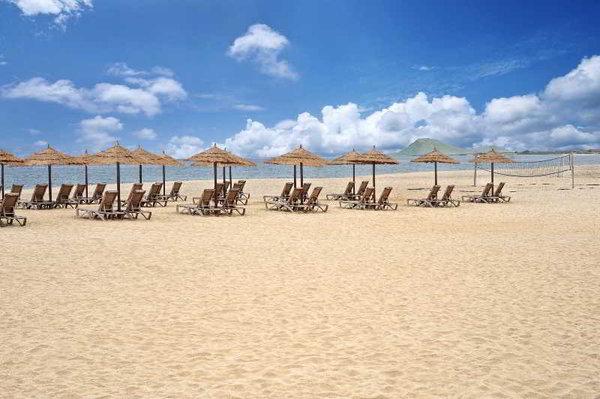 Plage - Melia Tortuga Beach Resort & Spa 5* Ile de Sal Cap Vert