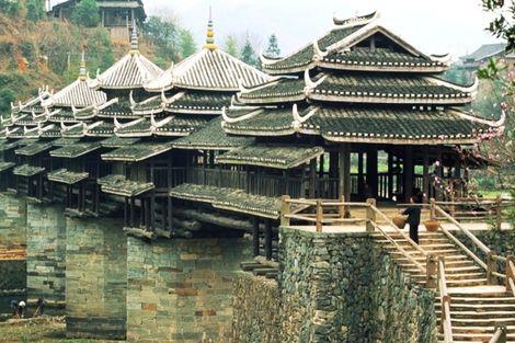 Circuit les incontournables de la chine de shanghai for 36e chambre de shaolin