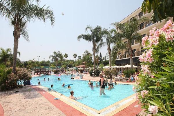 Facade - Tsokkos Gardens 4* Larnaca Chypre