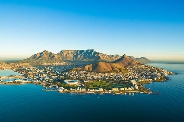 Afrique du Sud - Afrique du Sud, le Monde en un seul pays