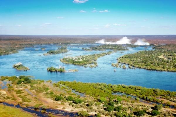(fictif) - Circuit Safari Dream, Chutes Victoria Et Parc Chobe Johannesbourg Afrique Du Sud