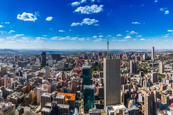 Ville - Circuit Merveilles d'Afrique du Sud Johannesbourg Afrique Du Sud