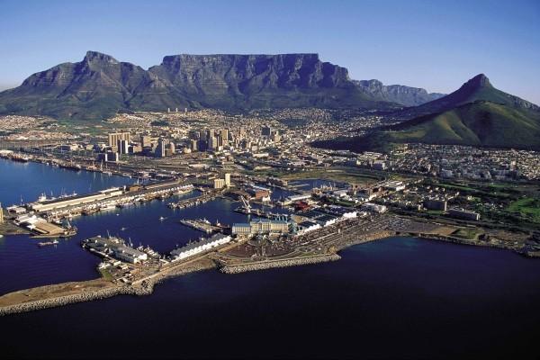 Ville - Circuit Découverte de l'Afrique du Sud Le Cap Afrique Du Sud