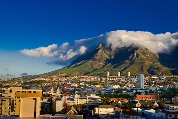 Ville - Circuit Afrique du sud en VO