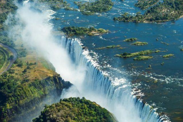Fram Afrique Du Sud : hotel Circuit Grandeurs et magie d'Afrique du Sud + extension aux Chutes Victoria - Le Cap