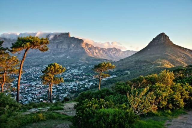 Fram Afrique Du Sud : hotel Circuit Grandeurs et magie d'Afrique du Sud - Le Cap