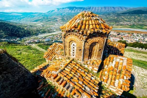Monument - Circuit Découverte en étoile en Albanie Tirana Albanie