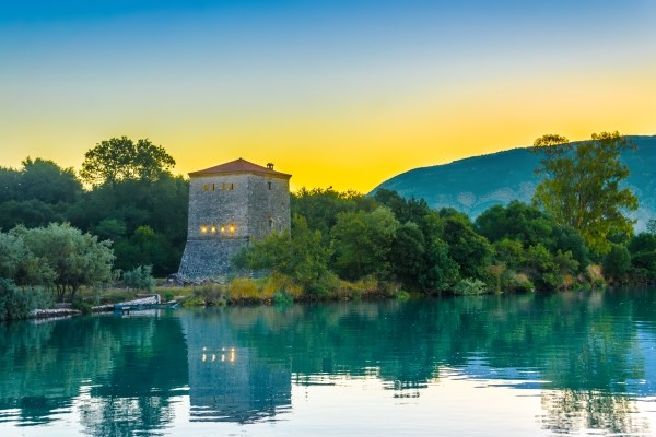 The Venetian Tower of Butrint