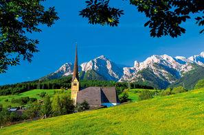 Allemagne-Munich, Circuit Au coeur du Tyrol