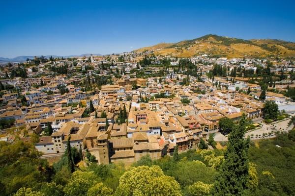 Ville - Circuit Au Cœur de l'Andalousie Malaga Andalousie