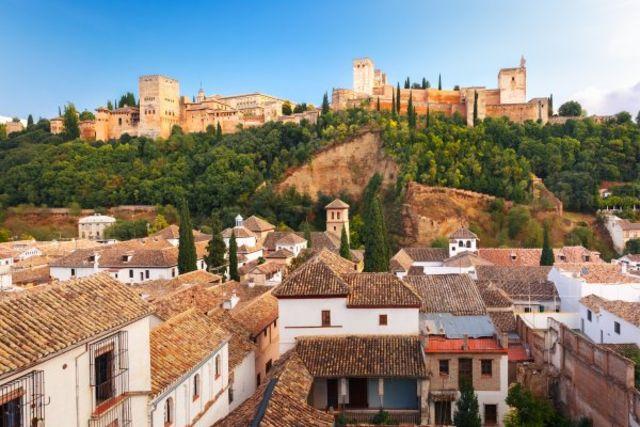 Fram Andalousie : hotel Circuit Toute l'Andalousie - Malaga