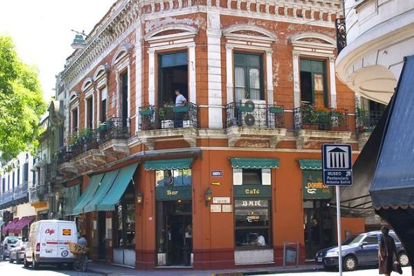 Ville - Circuit Argentine vert, bleu, rouge Buenos Aires Argentine