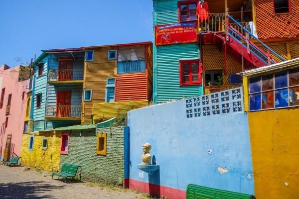 Ville - Circuit Impressions d'Argentine Buenos Aires Argentine