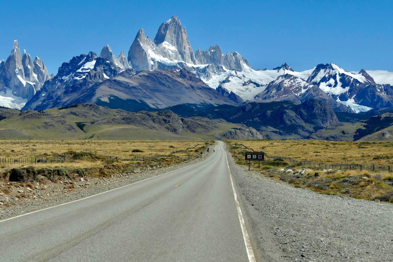 Vue panoramique - Circuit Grand Tour Argentin, Terre de Feu, les Andes et Iguazu Buenos Aires Argentine