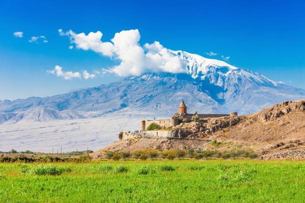 Cap sur l'Arménie