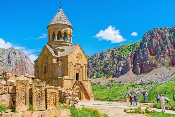 Monument - Circuit Cap sur l'Arménie 3* sup Yerevan Armenie