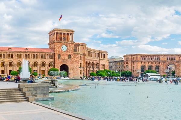 Ville - Circuit Cap sur l'Arménie 3* sup Yerevan Armenie