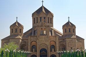 Armenie-Yerevan, Circuit L'éssentiel de l'Arménie
