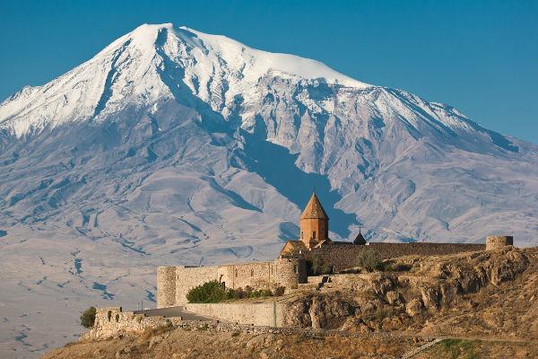 Geographie - Circuit Magie de l'Arménie 4* Yerevan Armenie
