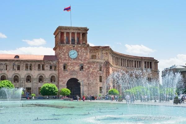 Monument - Circuit Merveilles de l'Arménie et de la Géorgie 4* Yerevan Armenie