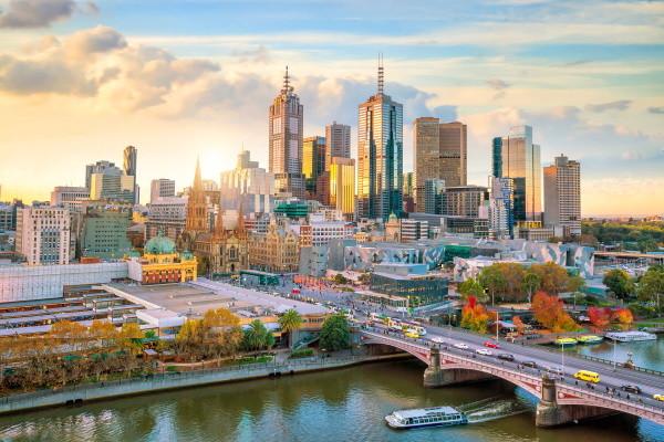 Ville - Circuit Pré-voyage Melbourne & Splendeurs d'Australie Melbourne Australie