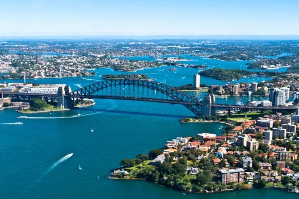 Oasis datant de Sydney