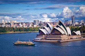 Australie-Sydney, Circuit Nuances australiennes