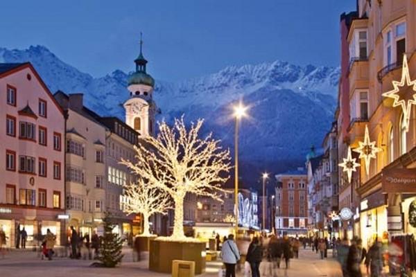 Ville - Réveillon du Nouvel An au Tyrol - Hôtel Schwarzbrunn