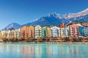 Autriche-Innsbruck, Circuit Grand tour d'Autriche en petit groupe