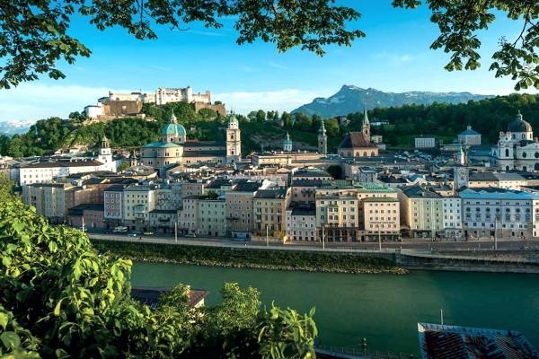 Ville - Circuit Grand tour d'Autriche en petit groupe Innsbruck Autriche