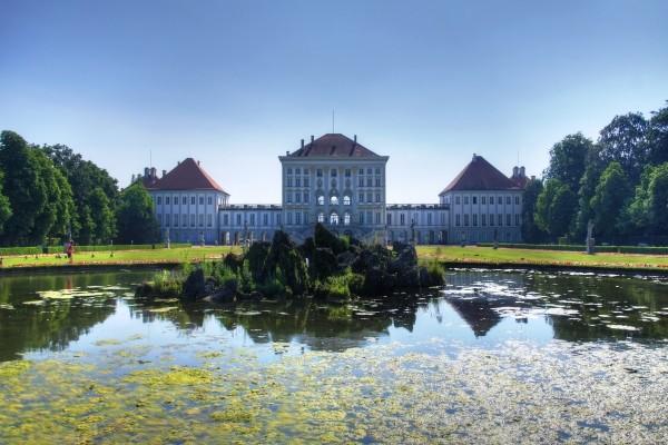 Château baroque de Nymphenburg