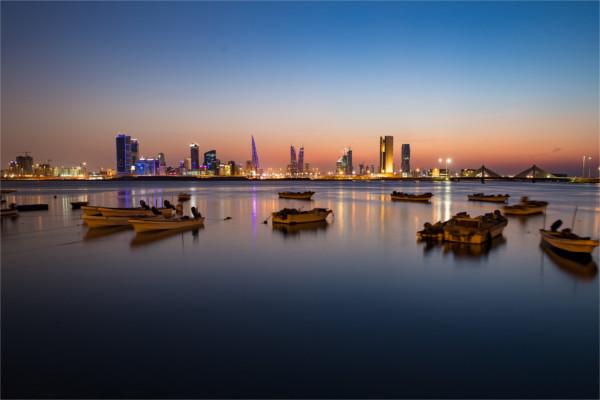 Bahrein de nuit